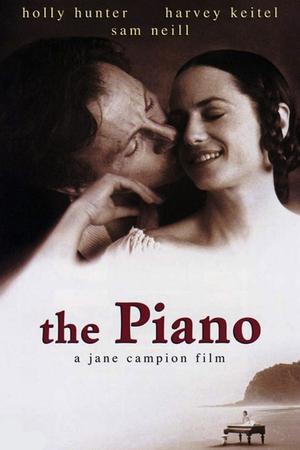 Póster de El piano