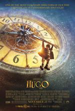 Póster de La invención de Hugo