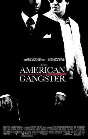 Póster de American Gangster
