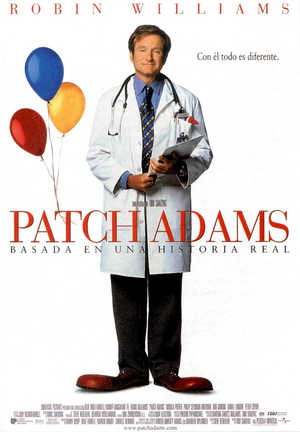 Póster de Patch Adams