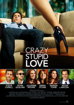 Póster de Crazy, Stupid, Love