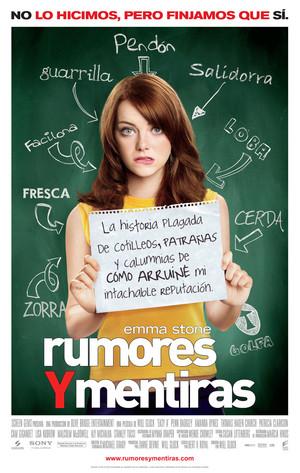 Póster de Rumores y mentiras