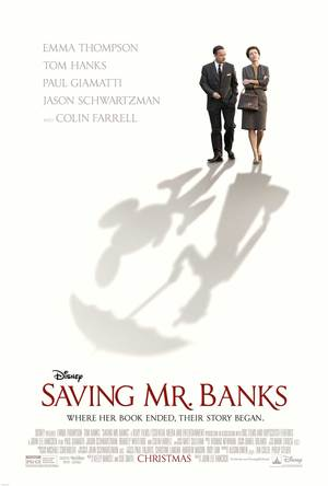 Póster de Al encuentro de Mr. Banks