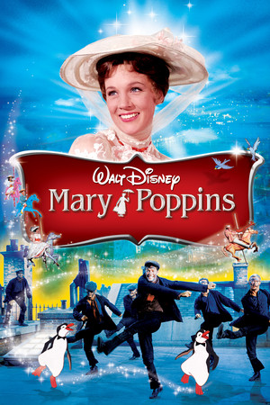 Póster de Mary Poppins