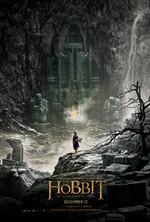 Póster de El Hobbit: La desolación de Smaug