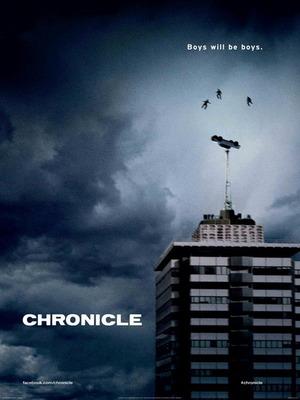 Póster de Chronicle