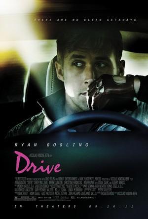 Póster de Drive