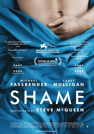 Póster de Shame