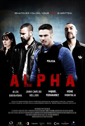 Póster de Alpha