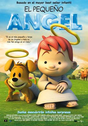 Póster de El pequeño ángel