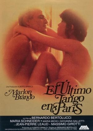 Póster de El último tango en París