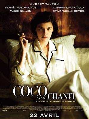 Póster de Coco, de la rebeldía a la leyenda de Chanel