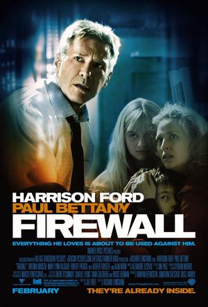 Póster de Firewall