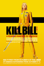 Póster de Kill Bill: Volumen 1