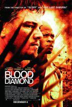 Póster de Diamante de sangre