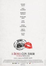 Póster de A Roma con amor