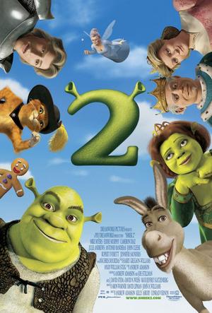 Póster de Shrek 2