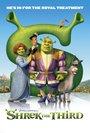 Cartel de Shrek tercero