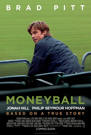 Póster de Moneyball: Rompiendo las reglas