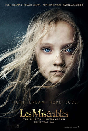 Póster de Los miserables