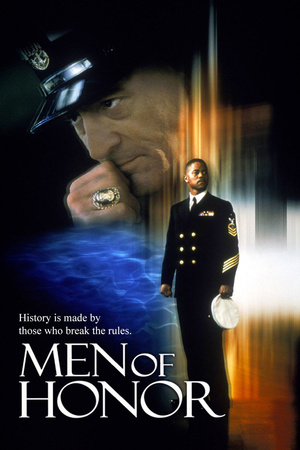 Póster de Hombres de honor