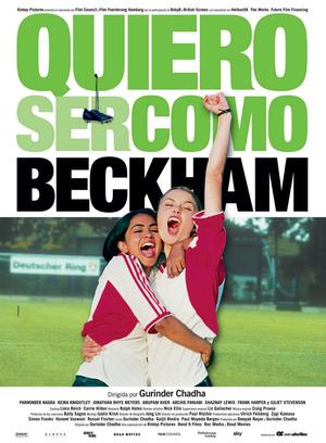 Póster de Quiero ser como Beckham