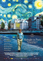 Póster de Midnight in Paris