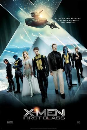 Póster de X-Men: Primera generación