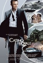 Póster de Casino Royale