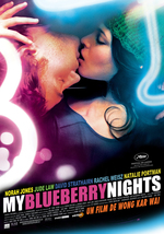 Póster de My Blueberry Nights