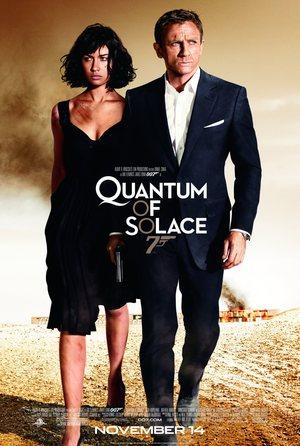 Póster de Quantum of Solace
