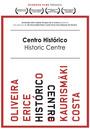 Cartel de Centro Histórico
