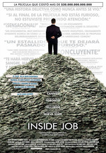 Póster de Inside Job