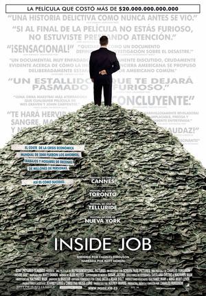 Póster de Inside Job