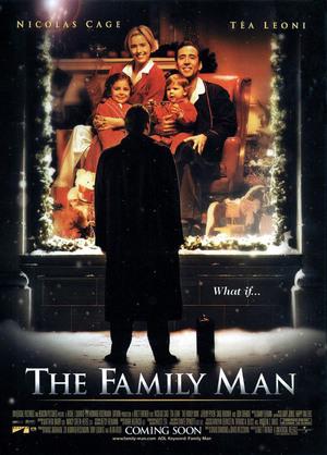 Póster de Family Man