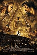 Póster de Troya
