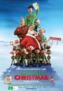Cartel de Arthur Christmas: Operación Regalo