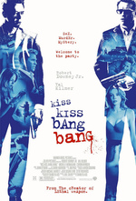 Póster de Kiss Kiss Bang Bang