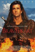 Póster de Braveheart