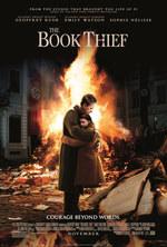Póster de La ladrona de libros
