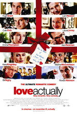 Póster de Love Actually