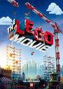 Cartel de La Lego película