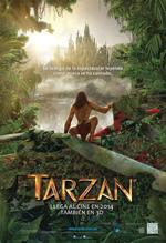 Póster de Tarzán