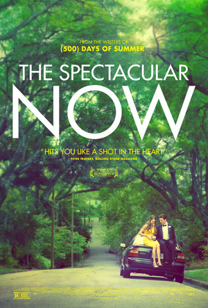 Póster de The Spectacular Now