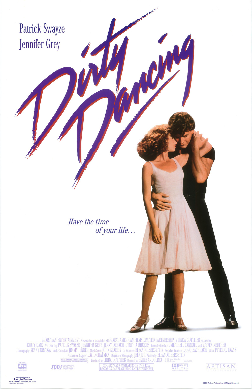 Póster de Dirty Dancing