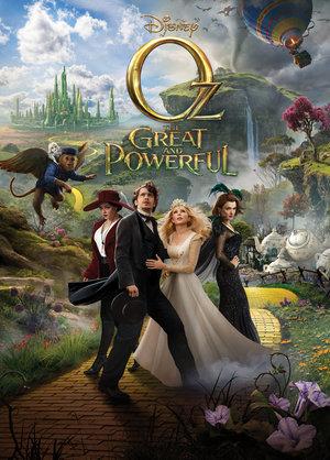 Póster de Oz, un mundo de fantasía