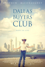 Póster de Dallas Buyers Club