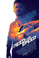 Póster de Need For Speed