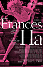 Póster de Frances Ha