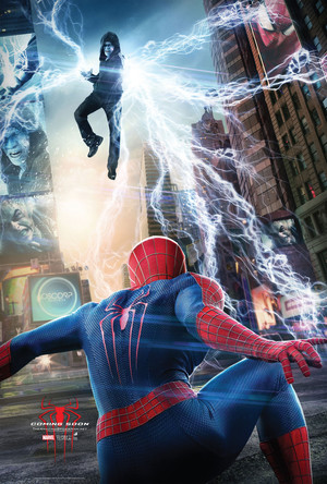 Póster de The Amazing Spider-Man 2: El poder de Electro